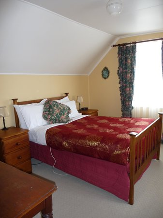 Abbey's Cottages: Double Upstairs Bedroom