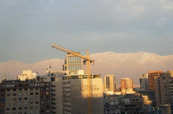 VO Bellas Artes Apartments: Andes e cidade