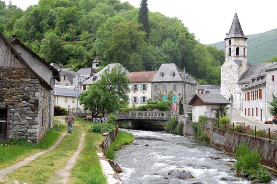 Auberge de L'Isard: Saint Lary