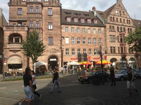 Deutscher Kaiser Nürnberg: Deutscher Kaiser Hotel