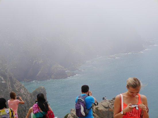 Cabo da Roca: 断崖