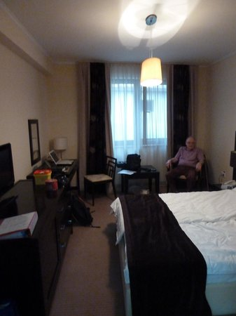 Griff Hotel: The comfortable room