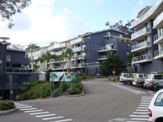 Mantra Aqua Resort Nelson Bay NSW