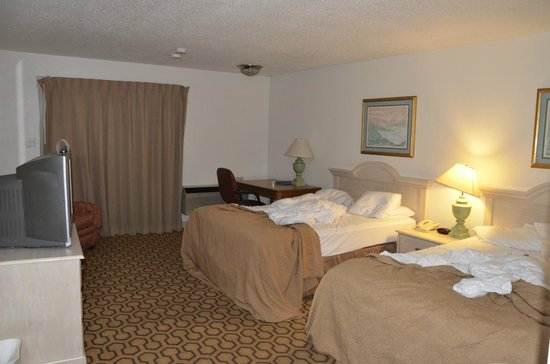 Americas Best Value Inn- Merced : Room