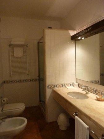 La Vecchia Fonte Hotel: bagno