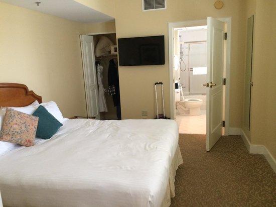 Lakeland Terrace Hotel: Suite 7th floor.