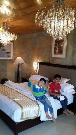 Ravine Hotel: suite