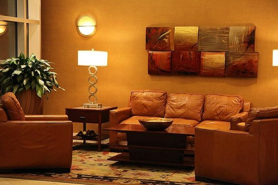 Buffalo Marriott Niagara: Lobby