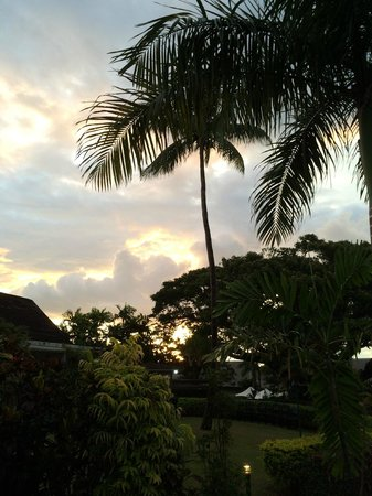 Novotel Nadi: twilight 3