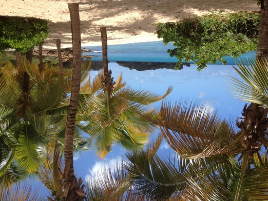 Galley Bay Resort: View from Suite 45
