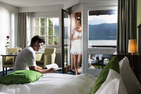 Hotel Gerbi: Doppelzimmer Superieur