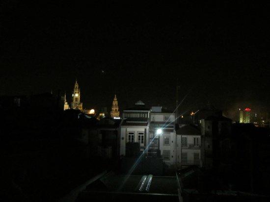 Oporto House: из окна