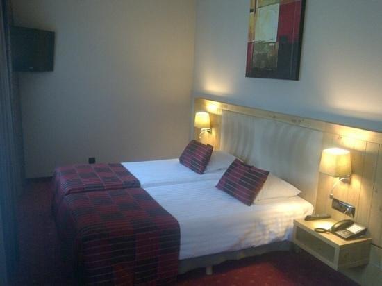 Hotel Verviers Van der Valk : camera 210