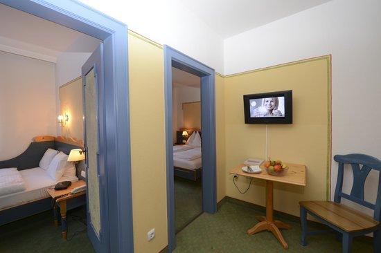 Hunguest Hotel Heiligenblut: Appartement