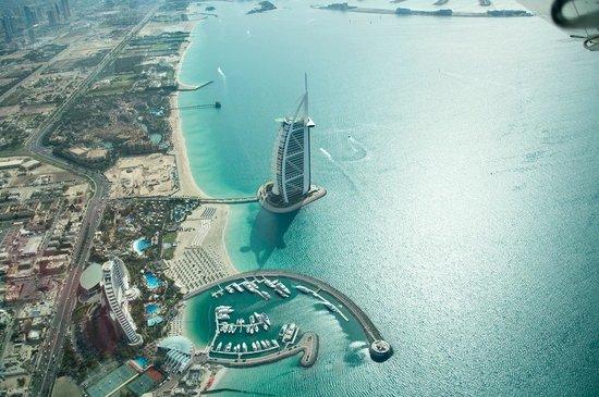 Seawings Seaplane Tours: Dubai