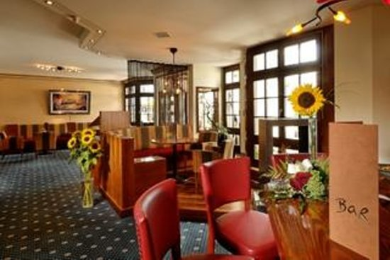 Hotel Gerbi: Empfangsbereich