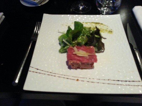 Boeuf and Cow : Tartare du boeuf & Cow