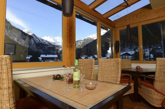 Hunguest Hotel Heiligenblut: Aussicht