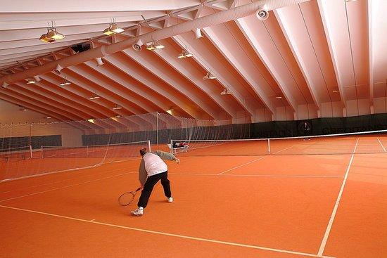 Hunguest Hotel Heiligenblut: Tennishalle