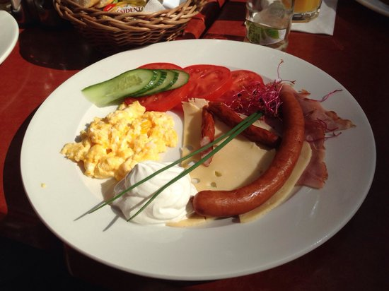 Nova Resto Bar: Polish Breakfast