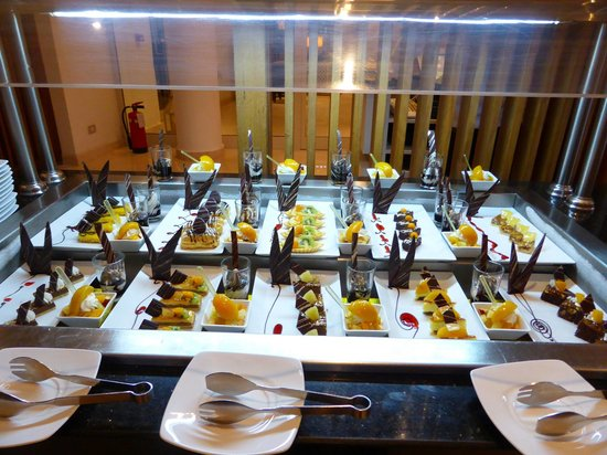 Steigenberger Makadi Hotel: Dinner