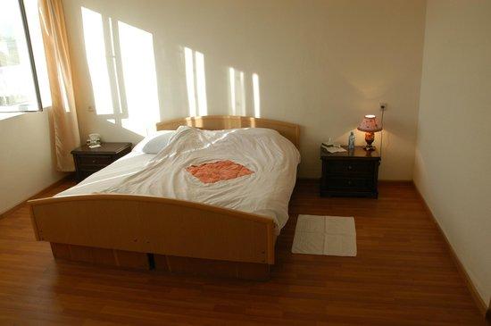 Hotel Basen: Double room at Basen Hotel Sisian
