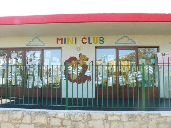 Grand Hotel Holiday Resort: Mini Club