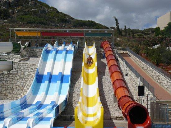 Grand Hotel Holiday Resort: Parc Aquatique