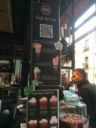 Cafe del Art : Cafe