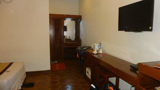 Intérieur De La Chambre. - Picture Of Sky Palace Hotel Bagan