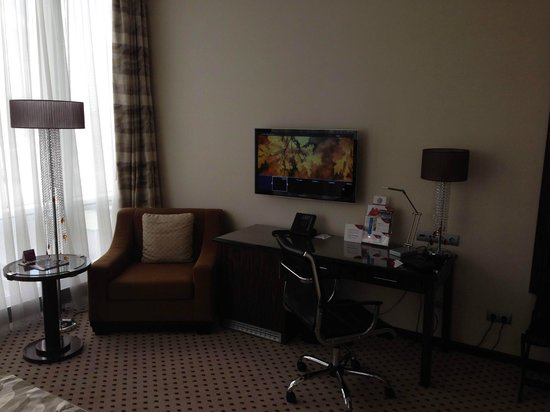 Crowne Plaza Moscow World Trade Centre: Room 1604