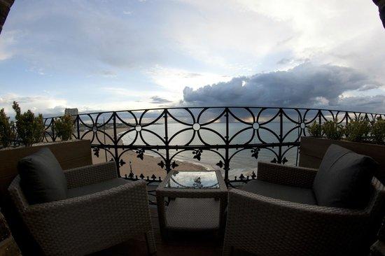 Sands Hotel: Balcony room 2