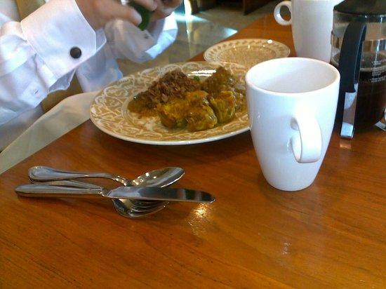 Le Meridien Kuala Lumpur: Breakfast