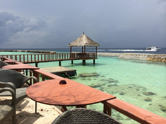 Ellaidhoo Maldives by Cinnamon : Storm coming