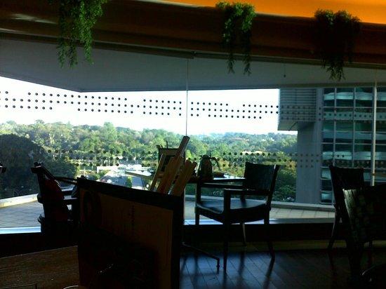 Le Meridien Kuala Lumpur: Restaurant