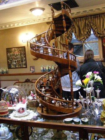 Sherlock Holmes Museum: сувенир
