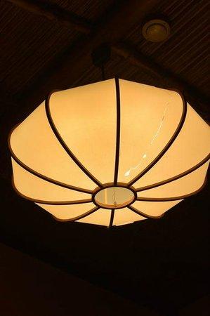 Nagahamaen: 部屋の照明