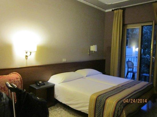 Hotel Central: Nice balcony