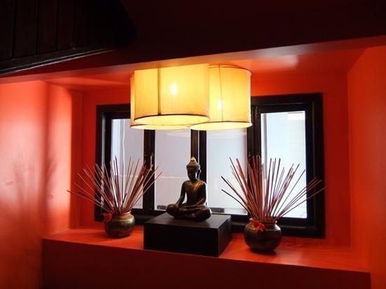 Golden Butterfly Villa: decoration