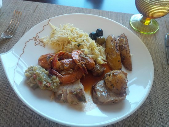 Vine: Few items on my plate