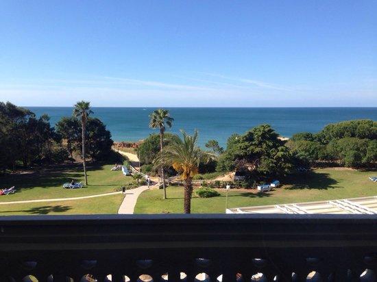 Alfamar Hotel: Вид из окна