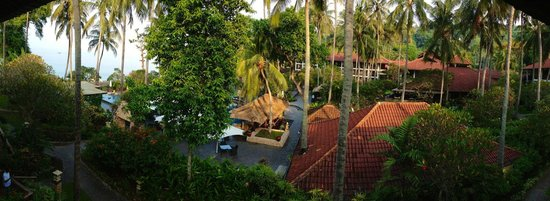 Sheraton Senggigi Beach Resort : Room view