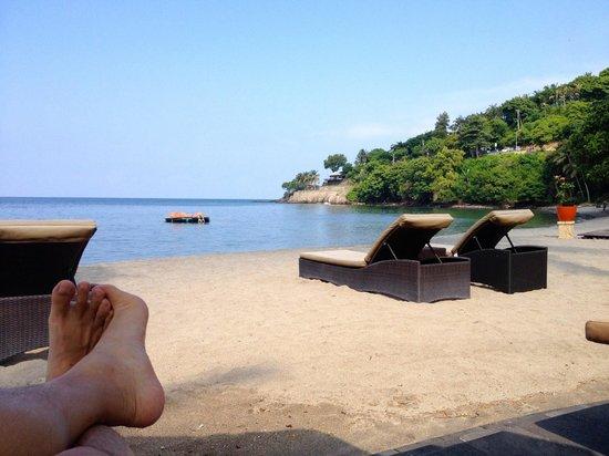 Sheraton Senggigi Beach Resort: Beach