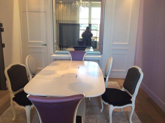 InterContinental Marseille - Hotel Dieu : Salle à manger