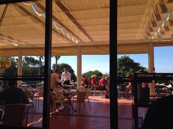 Alfamar Hotel: Ресторан