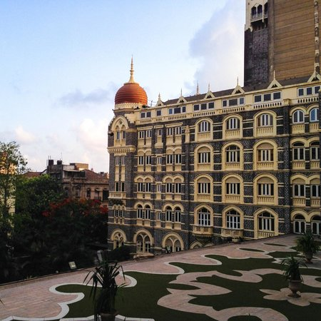The Taj Mahal Palace: View from the room