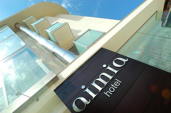 Aimia Hotel: Entry