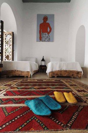 Riad Matham : Chambre Almoravide