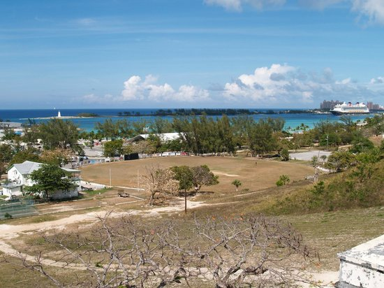 Fort Charlotte: Haynes Oval - Bahamas Cricket Association