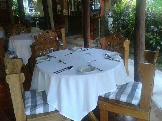 Hotel Vela Bar: Restaurante